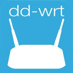 DD-WRT Apple Watch App