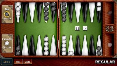Backgammon - Classic Dice Game screenshot one