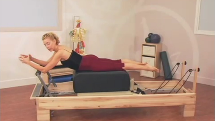 Pilates Reformer Beginners screenshot-3