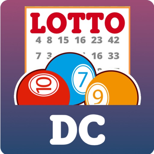 DC Lotto Results App by Expert Lotto Apps