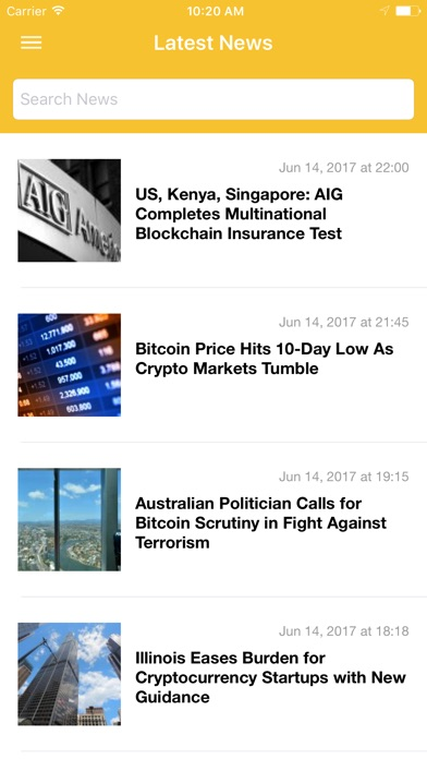 CoinDesk - Bitcoin Price & News