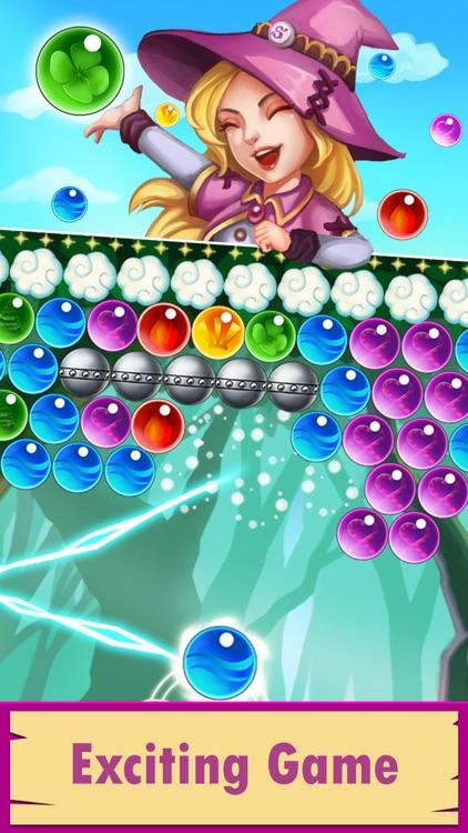 Pet Bubble Pop: Bubble Shooter Games screenshot-4