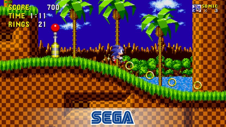 Sonic The Hedgehog Classic screenshot-0