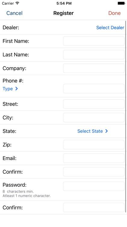 Refer My Service Company screenshot-4