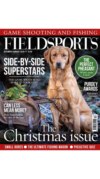 Fieldsports - the shooting & fishing magazine screenshot-3