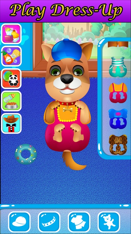 Baby Pet Care screenshot-3
