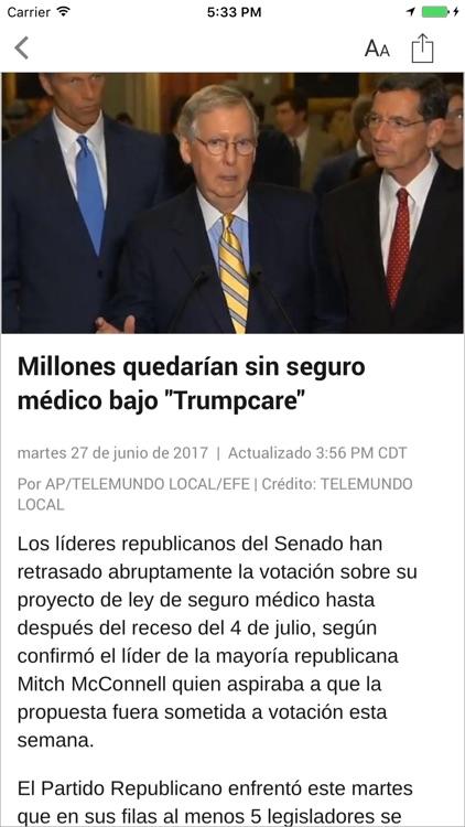Telemundo Houston screenshot-3