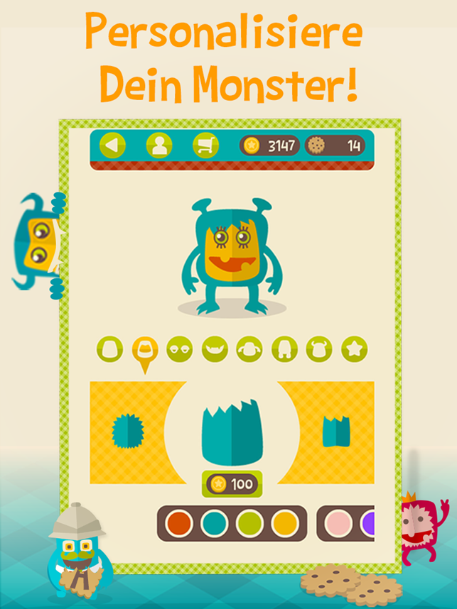 Word Monsters Screenshot