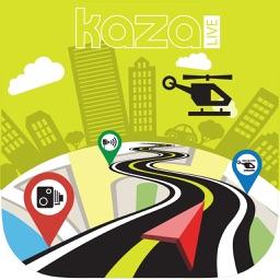KAZA LIVE Radar warning and GPS Navigator
