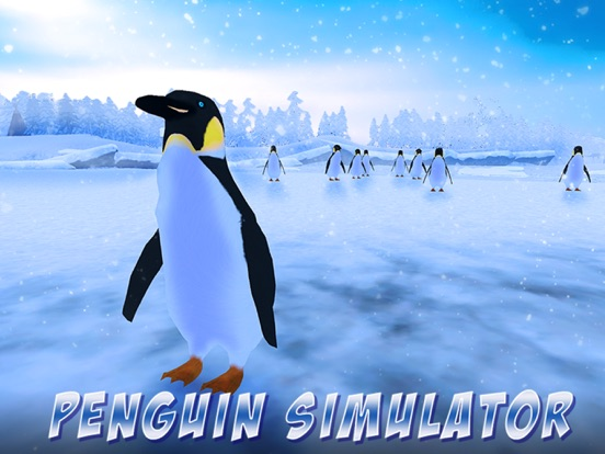 Penguin Family Simulator screenshot 5