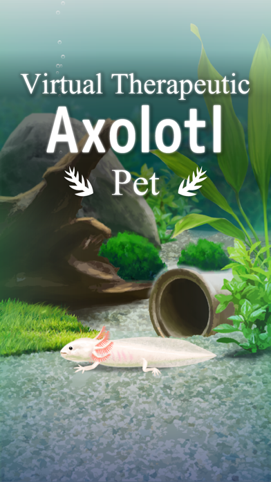 Virtual Therapeutic Axolotl Pet wiki review and how to guide