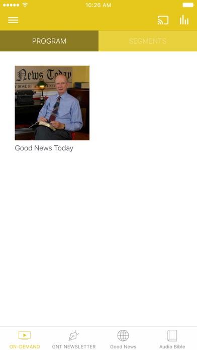 Good News Today screenshot 1