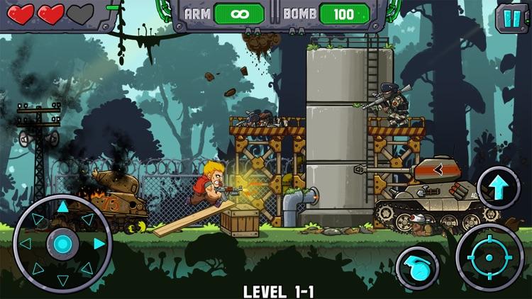 Metal Shooter: Super Commando screenshot-3