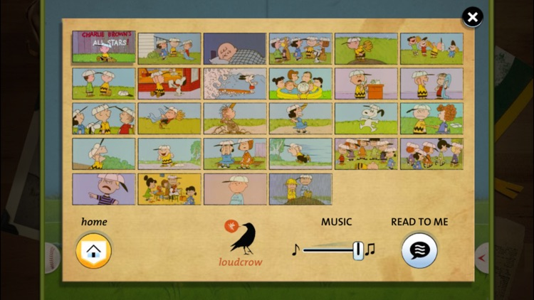 Charlie Brown's All Stars! - Peanuts Read and Play screenshot-4