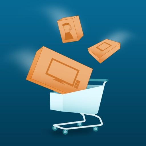 Price Scanner, UPC Barcode Scan, QR Scanner Reader app logo