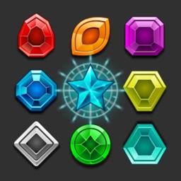 Magic Gems - Match 3 Puzzles