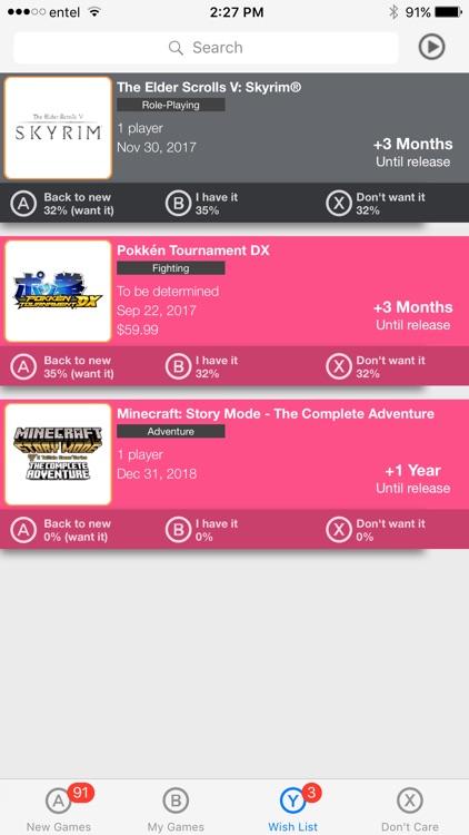 Switch Games screenshot-4