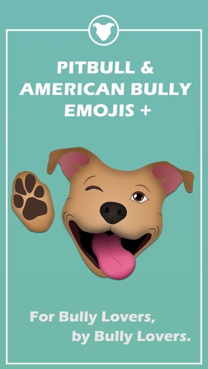 Pitbull & American Bully Emojis +
