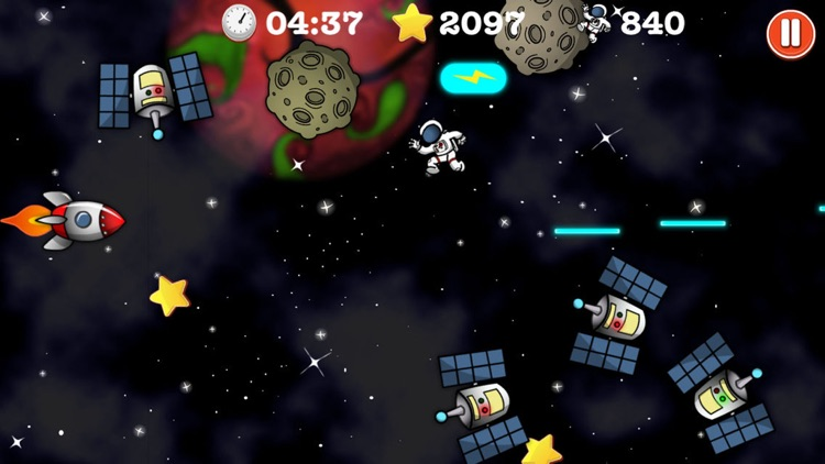 Spaceship Joyride! screenshot-2