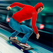 11 天天地铁滑板大冒险 - 卡通少年酷跑
