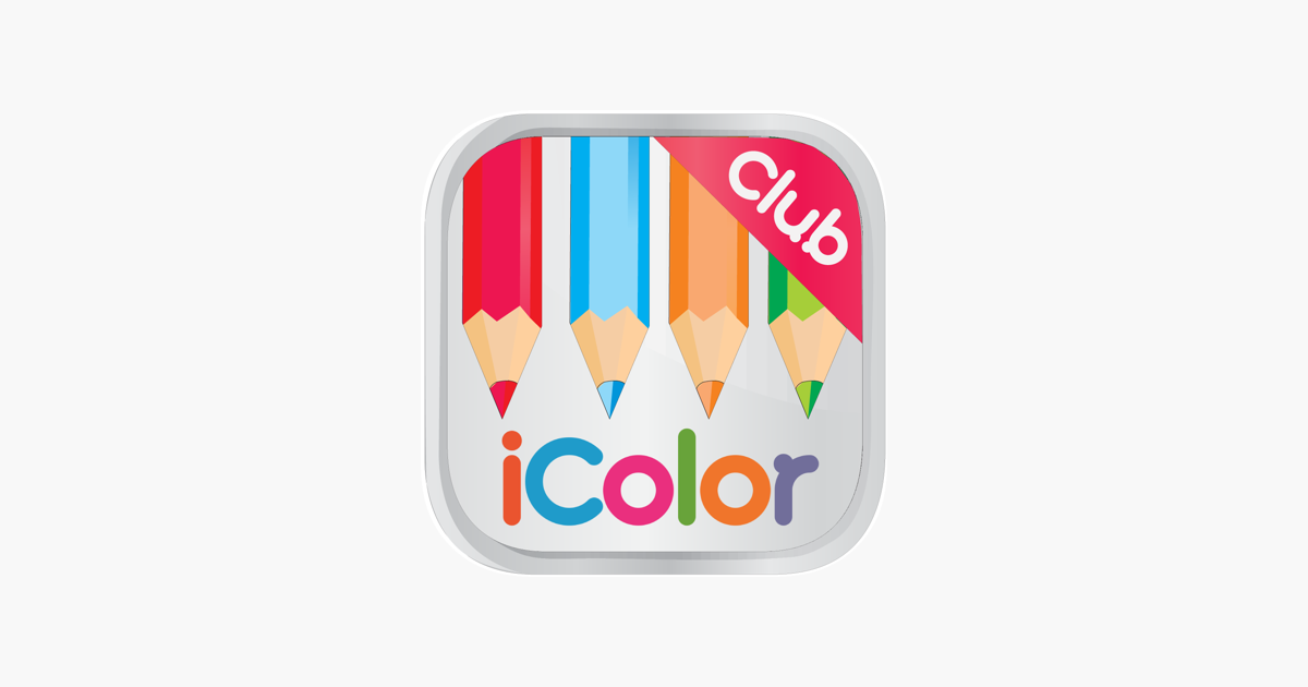 IColor Club Coloring Book And Pages For Adults On The App Store