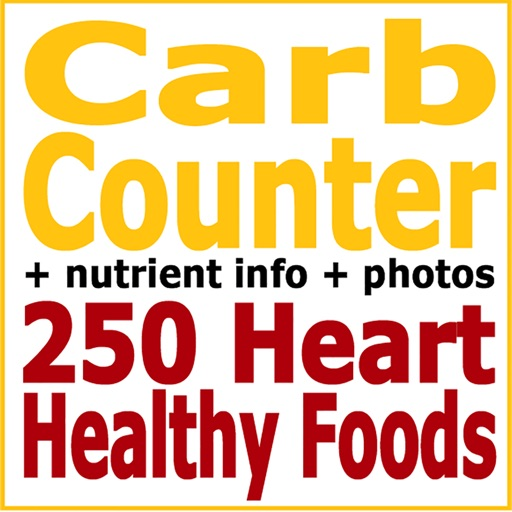 Carb Counter and Tracker for Healthy Food Diets
