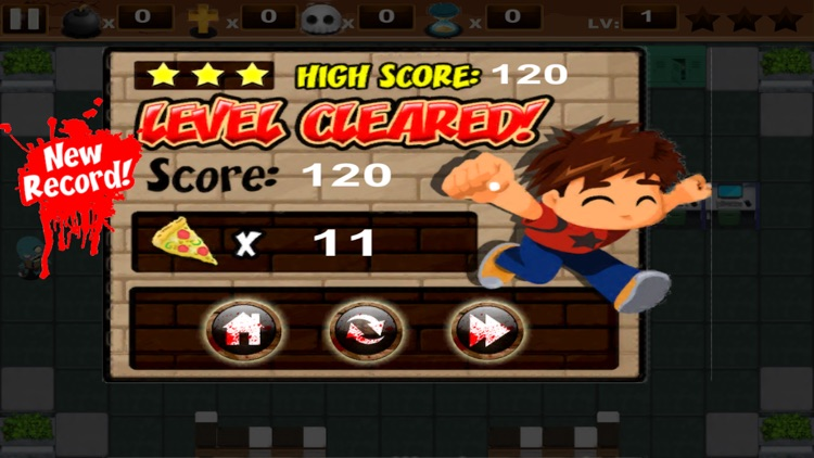 Pizzaboy Vs Zombie screenshot-4