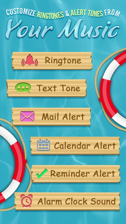Ringtone Maker App for iPhone