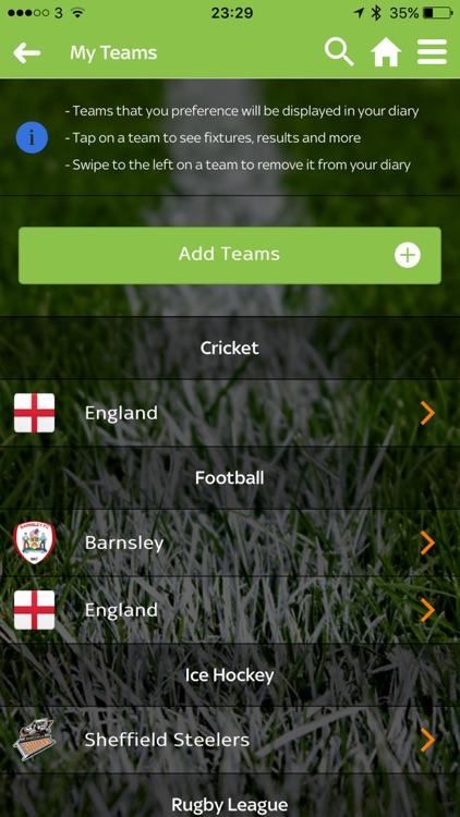 My Sports Diary screenshot-4