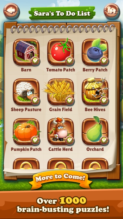 Word Ranch - Be A Word Search Puzzle Hero screenshot-3