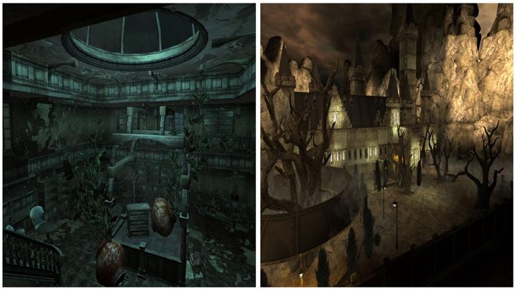 VR Haunted House 3D screenshot-4