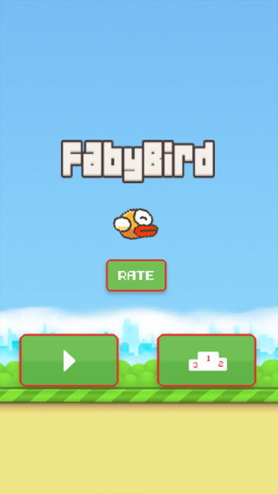 Faby Bird : The Flappy Adventureのおすすめ画像1