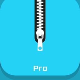 UnZip Pro- Zip/Unzip files & folders