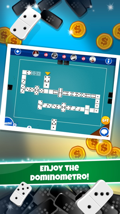 Dominoes by Playspace screenshot-1