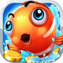 人人捕鱼—让你欲罢不能的电玩打鱼游戏厅