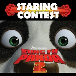 The Kung Fu Panda 2 Awesomest Staring Contest Ever