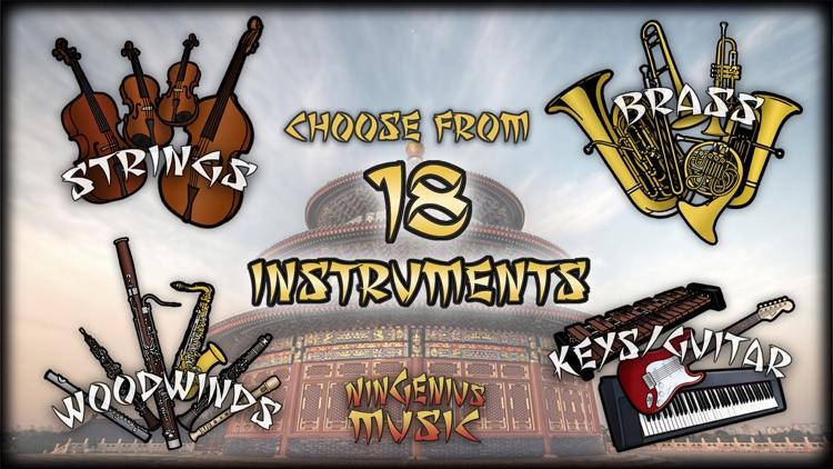 NinGenius Music: Class Games