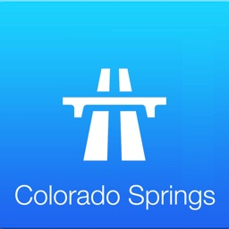 Colorado Springs Traffic Cam +Map