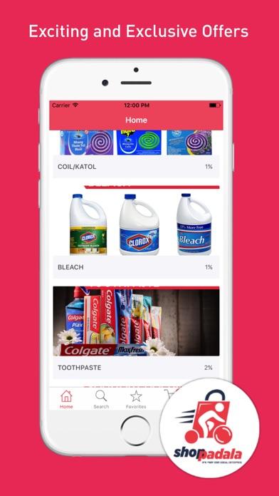 Shoppadala screenshot one