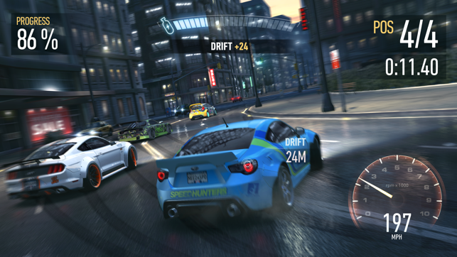 need for speed no limits mod apk latest version
