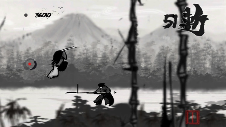 SumiKen : Ink Blade Samurai screenshot-0