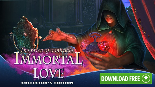 immortal love the price of a miracle
