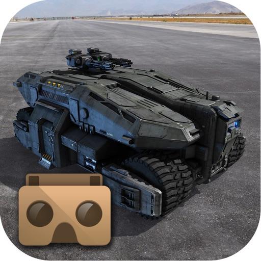 VR Tank Battlefield War : For Virtual Reality iOS App