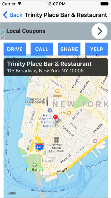 Bar & Happy Hour Finder: Find Your Nearest Bars screenshot-4