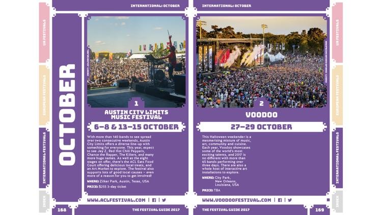 The Festival Guide screenshot-4