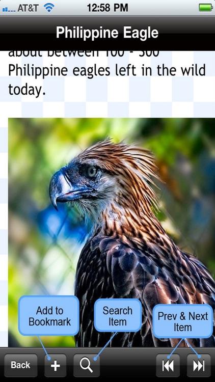 Birds Encyclopedia screenshot-4