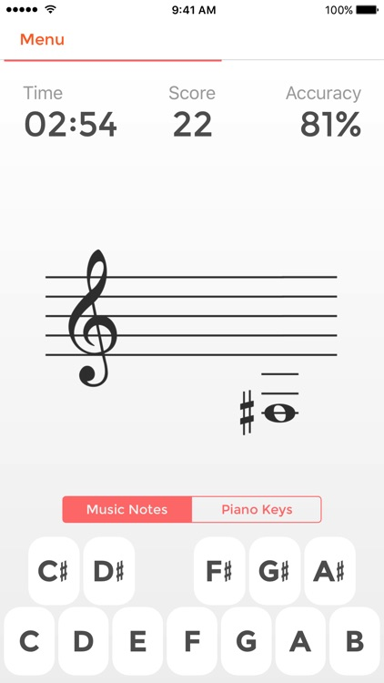 Music Tutor + (Sight-reading Trainer)