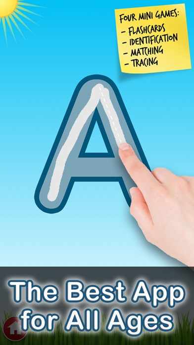 Letter Tracing Apps.Letter Quiz Lite Abc Tracing By Tantrum Apps Ios United