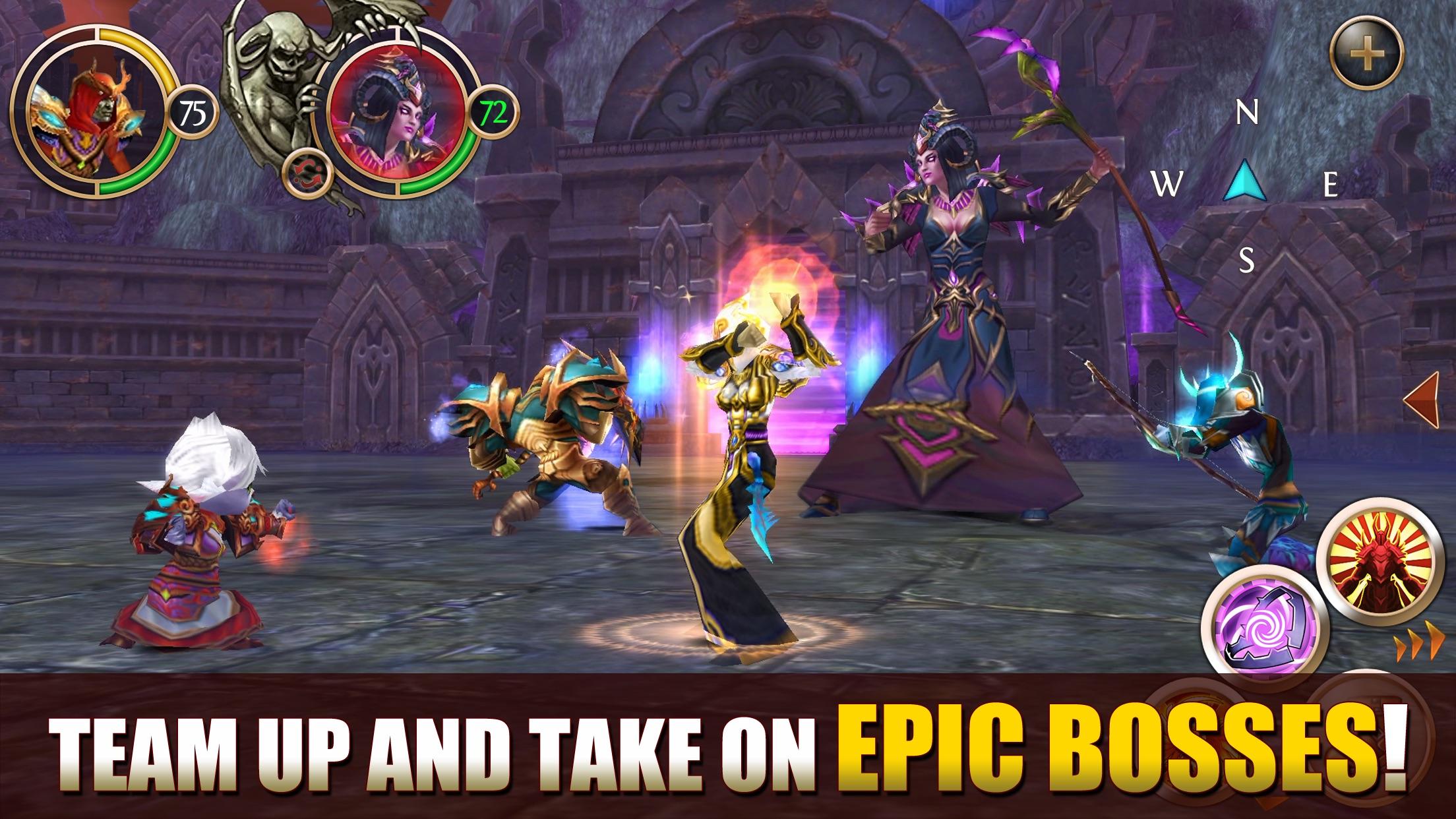Order & Chaos Online Screenshot
