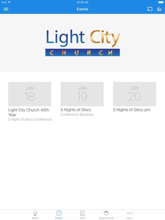 Light City Church screenshot 5
